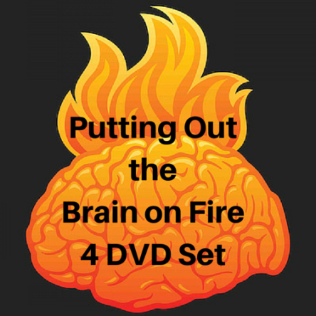 Brain on Fire 4 DVD Set